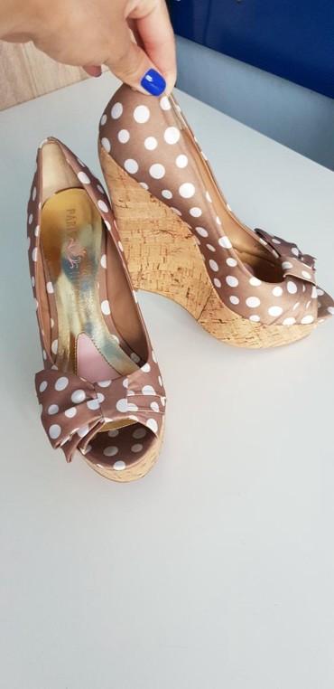 Paris Hilton sandale, Potpuno Nove,ORIGINAL SA KUTIJOM - Belgrade