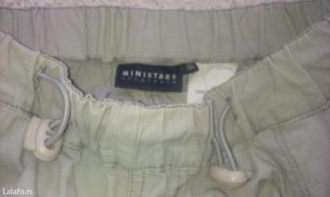 Decije pantalone vel. 134. Tanke, hladan pamuk, sa dzepovima sa strane - Beograd - slika 4