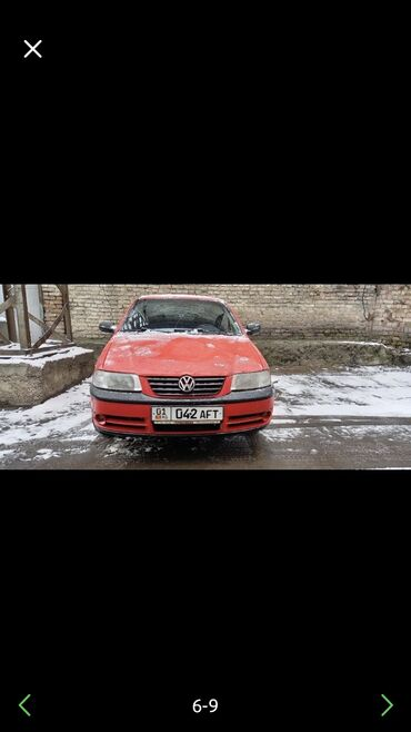 Транспорт - Орто-Сай: Volkswagen Pointer 1 л. 2005 | 165 км