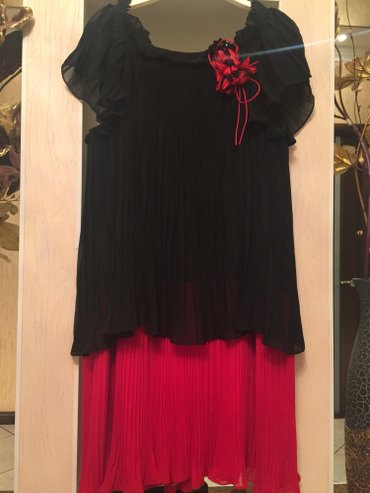 Платье шифон 54-56-58 в Бишкек