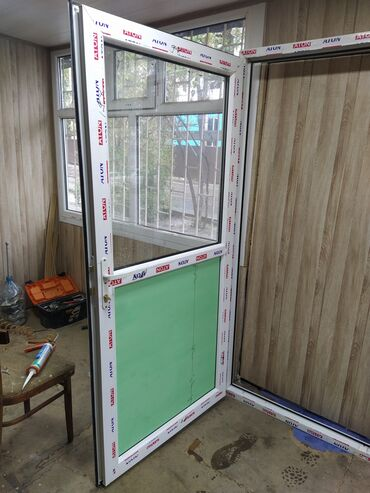 пвх пластик бишкек in Кыргызстан | ОКНА: Двери | Межкомнатные | Пластиковые