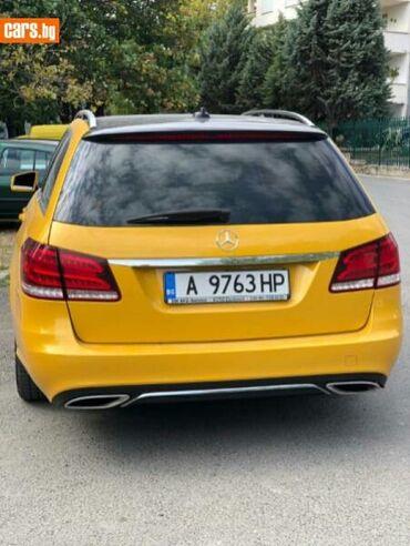 Used Cars - Greece: Mercedes-Benz E 200 2 l. 2015 | 283000 km