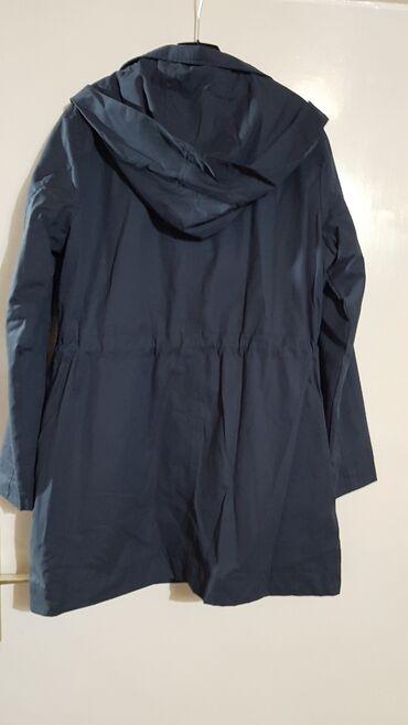 Ganc nova jaknica tamno teget boje