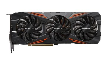 Gigabyte GeForce GTX1080 G1 GAMING 8GB GDDR5 256bit 1860/10010Mhz в Бишкек