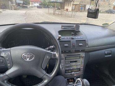 Транспорт - Кадамжай: Toyota Avensis 1.8 л. 2003   370 км