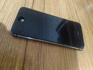 Apple Iphone - Azərbaycan: İşlənmiş iPhone 5 4 GB Boz (Space Gray)