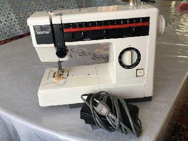 ручную-швейную-машину в Кыргызстан: Продаю швейную машину brother