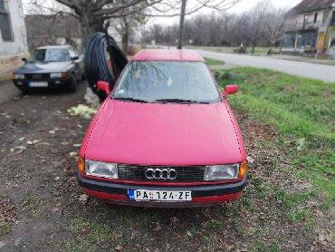 Audi-80-2-3-mt - Srbija: Delovi audi Jaje