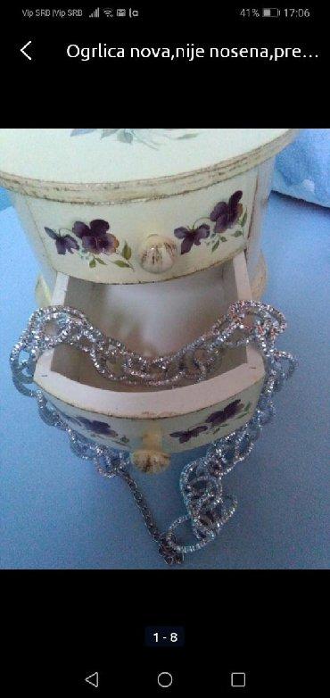 Ostali nakit - Srbija: Ogrlica nova