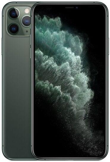 dji phantom 2 pro в Кыргызстан: Б/У IPhone 11 Pro 64 ГБ Зеленый
