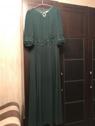 шифоновое платье батал в Кыргызстан: Платье Вечернее 0101 Brand M