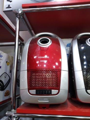 """Xırdalan şəhərində Tozsoran """"Kenvood""""3000vt,düymələri sensor ilə,torbali model, çox"""