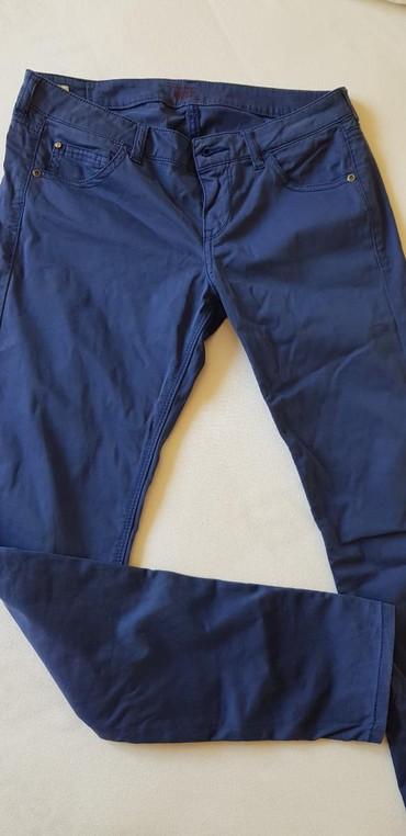 Pantalone-boja - Srbija: RIFLE nove pantalone, farmerice, br 27, kraljevsko plava boja