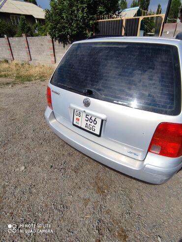 фольксваген х5 в Кыргызстан: Volkswagen Passat CC 1.8 л. 1998 | 170000 км