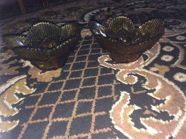 Старинная посуда на стол. 17 sm - okrujnost 2 штуки. в Баку