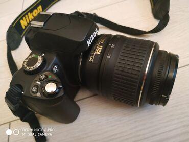 Nikon d60 ideal vәziyәtdә giymәtdә razılaşma var