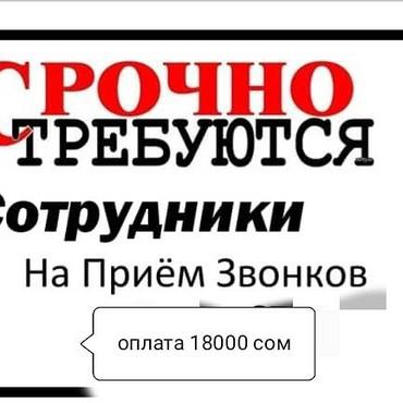 График 5/2 с 10:00 до 18:00 в Бишкек