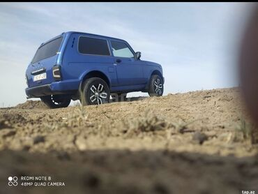 niva tekeri satilir - Azərbaycan: VAZ (LADA) 4x4 Niva 2013 | 140000 km