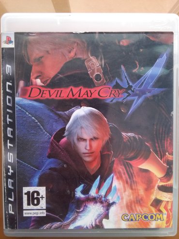 DEVIL MAY CRY PS3 σε Αθήνα