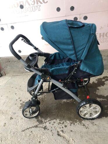 Детский мир - Токмок: Детский коляска сатам, 2ай колдонуп, андан кийин колдонулган жок