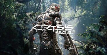 Sport i hobi - Razanj: Crysis Remastered PC igraProdajem ovu PC igruIgra je nova.Moze slanje