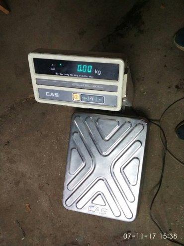 весы напольные. 150 кг Корея  в Бишкек