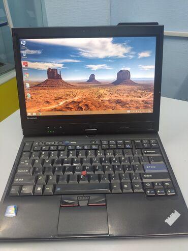 ноутбук сенсорный в Кыргызстан: Продаю ноутбук Lenovo ThinkPad x230 Tablet  Процессор Intel Core i5 О