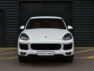 Porsche в Бишкек: Porsche Cayenne 3.6 л. 2016 | 85300 км