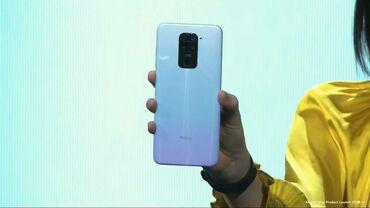 redmi-note-8-pro-бу в Кыргызстан: Новый Xiaomi Redmi Note 9 64 ГБ Серый