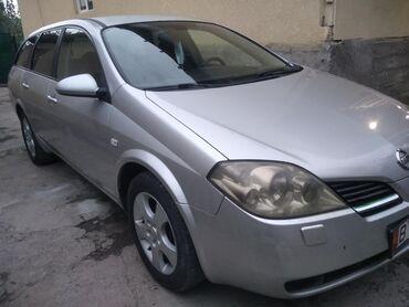 Nissan - Бишкек: Nissan Primera 2.2 л. 2002