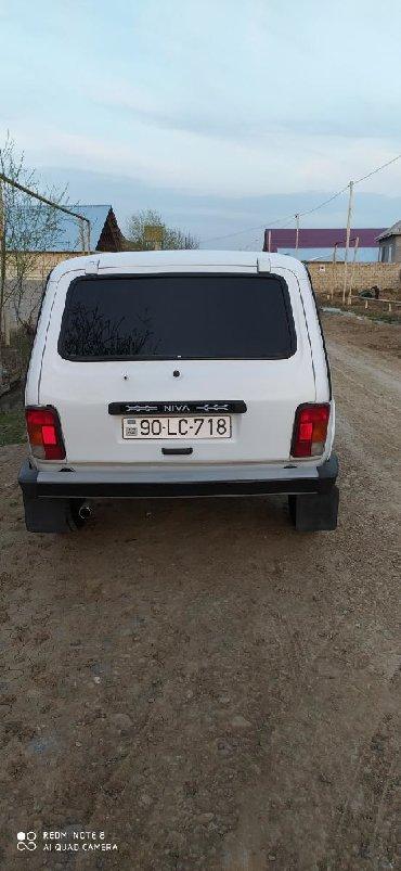 VAZ (LADA) Biləsuvarda: VAZ (LADA) 4x4 Niva 2011 | 153000 km