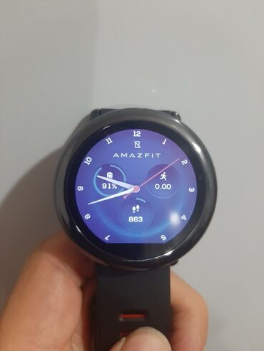 Xiaomi amazfit pace, смарт часы с фитнес трекером, с возможностью