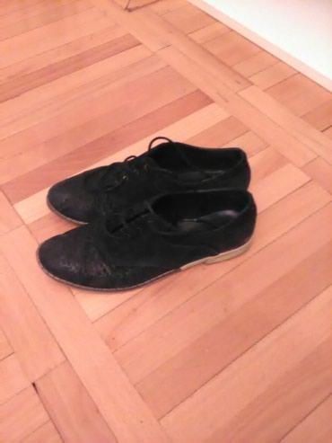 Crne kozne cipele broj 37 - Belgrade
