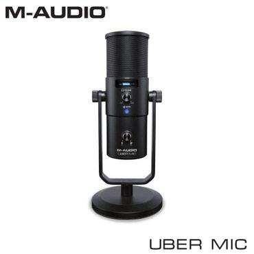 Микрофон студийный Новый в Бишкек