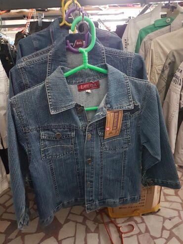 Zimske helanke teksas jaknice bluzice za - Srbija: Teksas jaknice