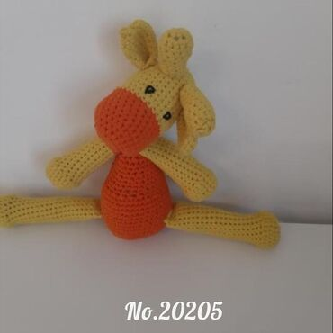 Vunica - Srbija: Rucno heklane igracke od 100% pamukai plisane vunice.Dostupne