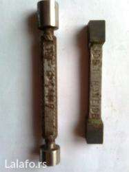 Instrumenti | Nova Pazova: Na prodaju kontrolni cepovi:-10 x 10-ide-P9-ne ide-fi