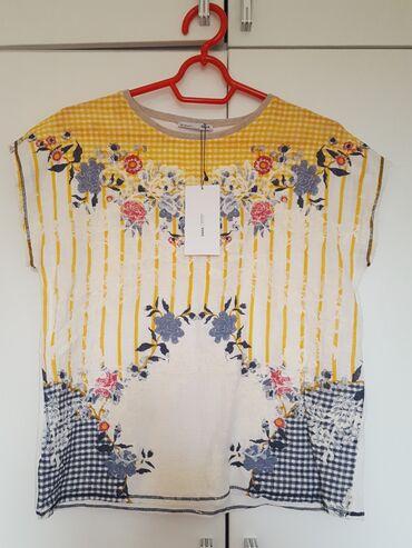 Женская одежда в Корумду: Футболка от Zara  Размер Лка  Цена 600сом