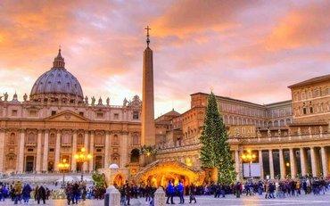 Bakı şəhərində Новый год в Риме + Новогодний ужин 410 евро Даты тура:30. 12 - 03.