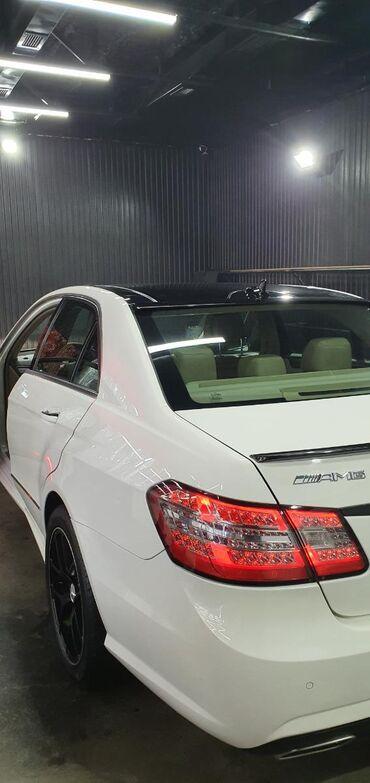 импреза 2011 в Кыргызстан: Mercedes-Benz E-класс AMG 3.5 л. 2011 | 168000 км
