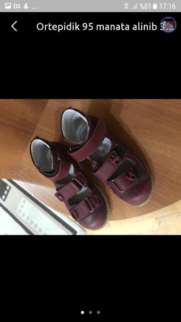 детские кроссовки 31 размера в Азербайджан: 31 razmer