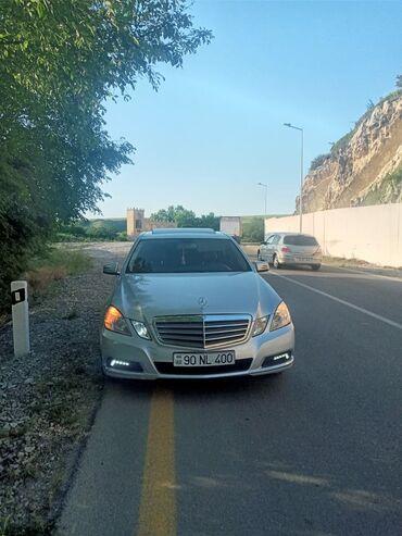 62 elan | NƏQLIYYAT: Mercedes-Benz E 220 2.2 l. 2010 | 176000 km