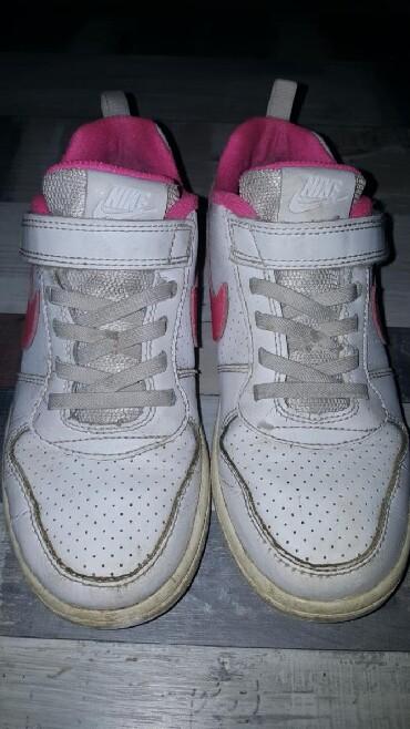 Dečije Cipele i Čizme | Novi Becej: Nike patike plitke.Cele br.33
