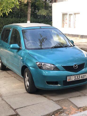 mazda-wallpaper в Кыргызстан: Mazda Demio 1.3 л. 2003 | 381000 км