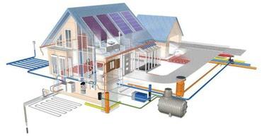 Монтаж систем вентиляции. в Бишкек