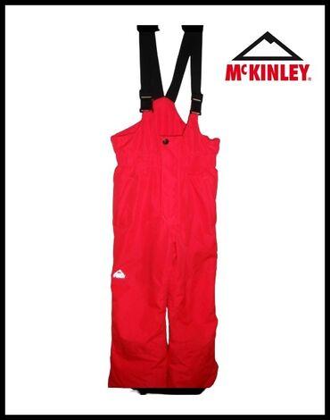 Pantalone ski obim - Srbija: Ski pantalone McKinley vel. 8ski pantalone propustljivosti