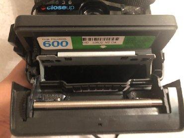 philips 636 - Azərbaycan: Polaroid 636 closeup. Camera. Alindigi kimide qutusunda qalib. 60 Azn