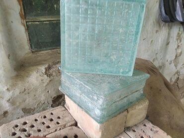Теплицы - Кемин: Продаю стеклоблоки в большем количестве 35 сомов за штуку