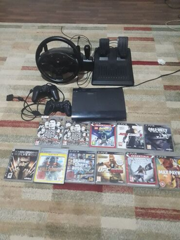 PS3 (Sony PlayStation 3) | Srbija: Soni 3 i volan