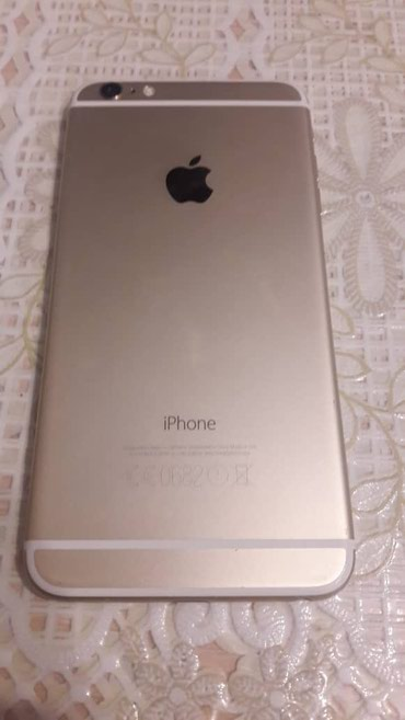 Iphone 6+/64 gb памяти 19000 сом  в Бишкек